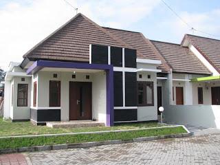 Fasad Rumah Minimalis 8