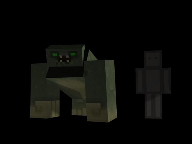 Troll Minecraft 1.8 - Quintessential Creatures 2.0