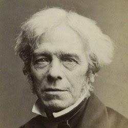 Michael Faraday (1791-1867), Científicos famosos