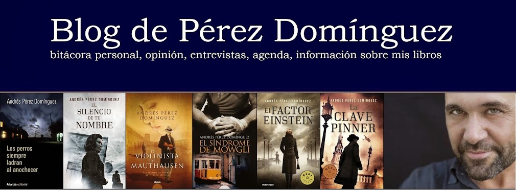 Blog de Pérez Domínguez