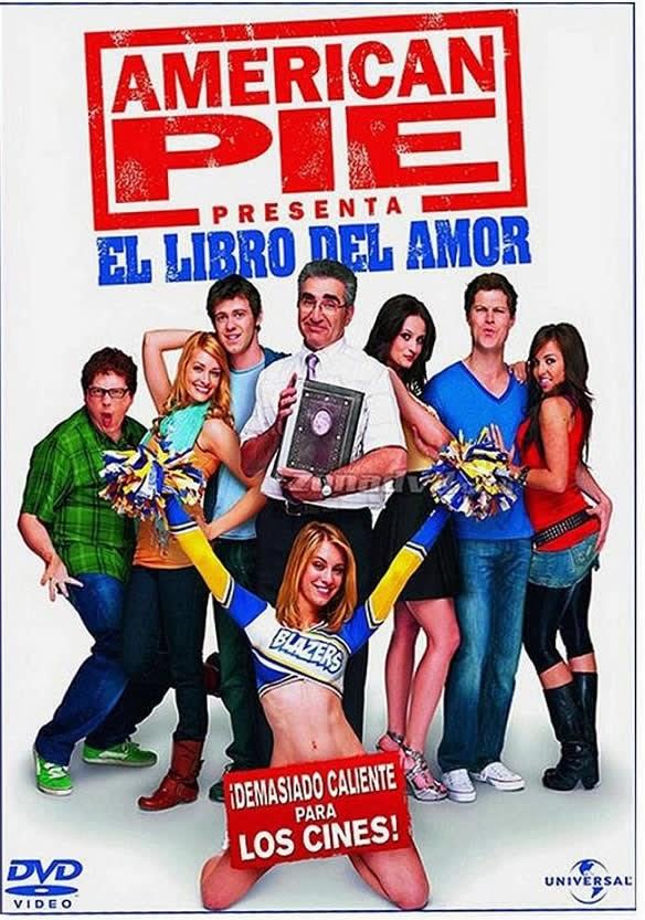 Película American pie 7: El libro del amor (2009)