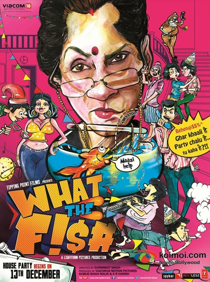 Watch What the Fish (2014) DVDScr Hindi  Full Movie Watch Online For Free Download