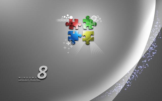 Wallpapers, Logo, Gambar, Picture, Windows 8, Microsoft