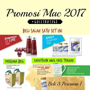 Promosi Mac 2017