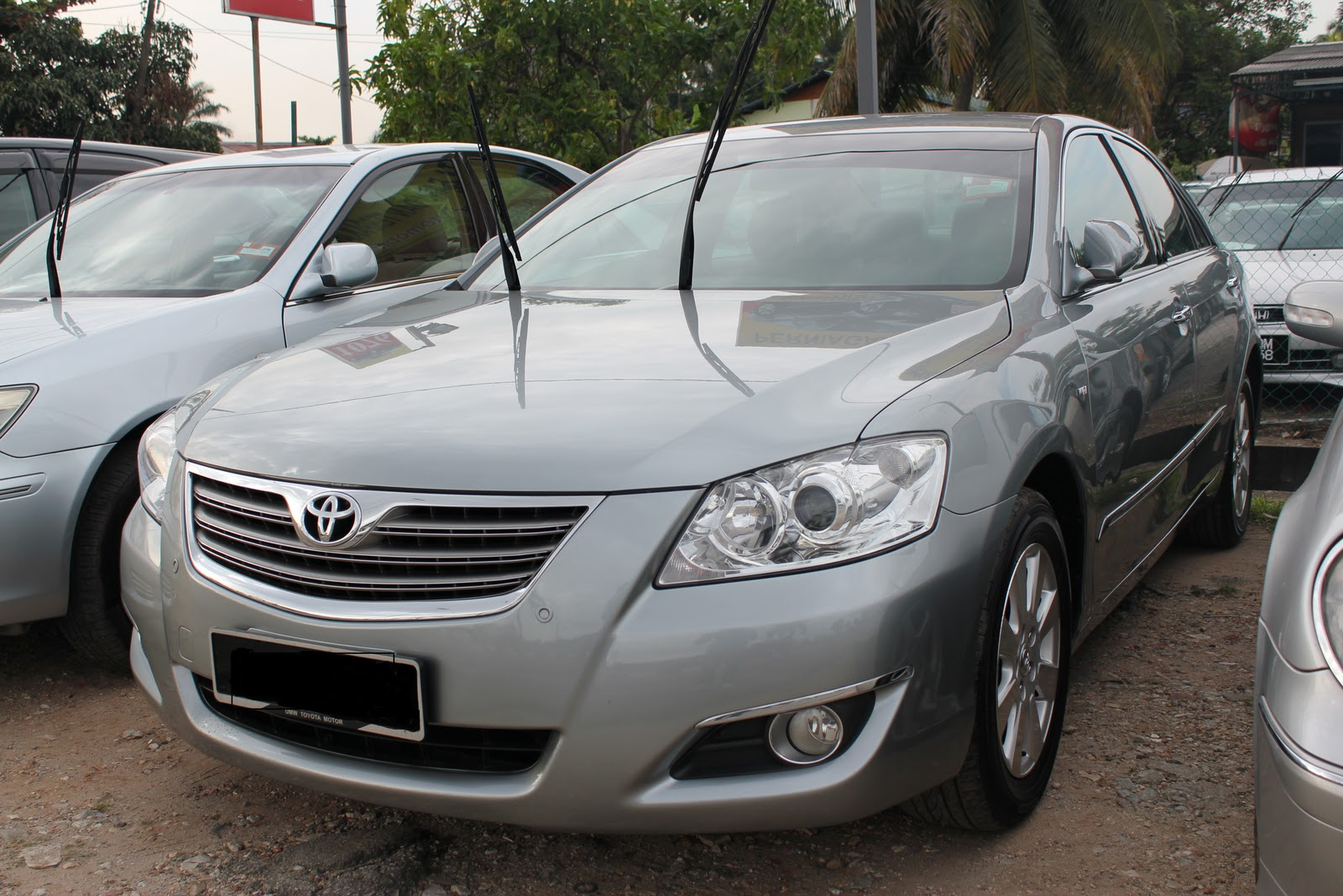 New Used Car  toyota camry 2 0 g spec vvti