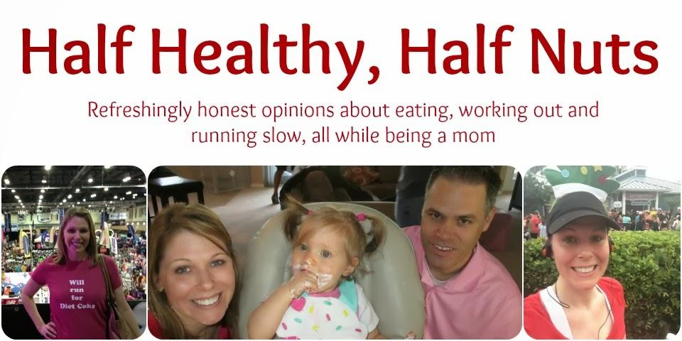 Half Healthy, Half Nuts