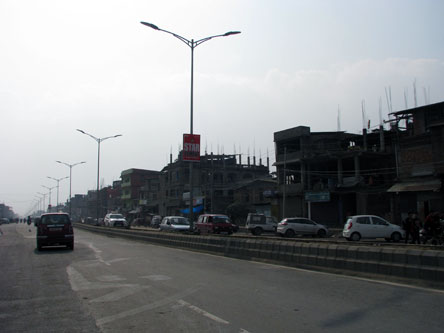 Imphal, Manipur 2016