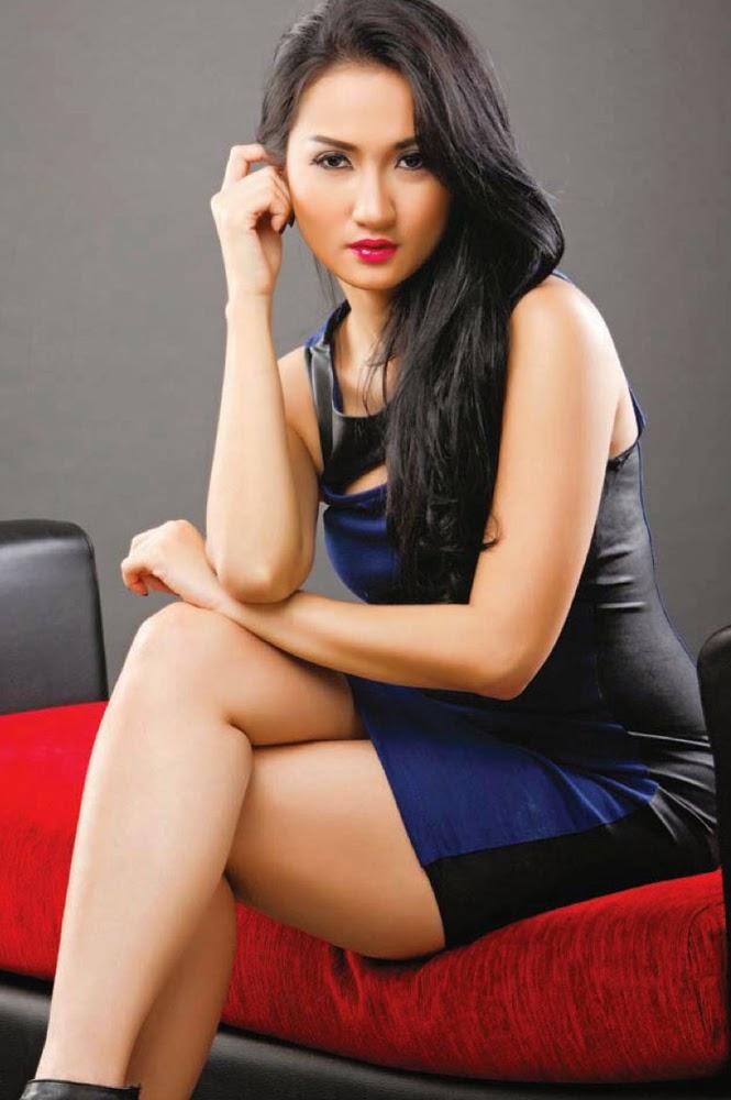 Tengku Dewi Putri For Me Asia Magazine Photoshoot
