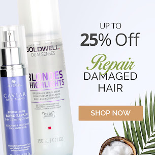 Up to 25% Off Repair Damaged Hair