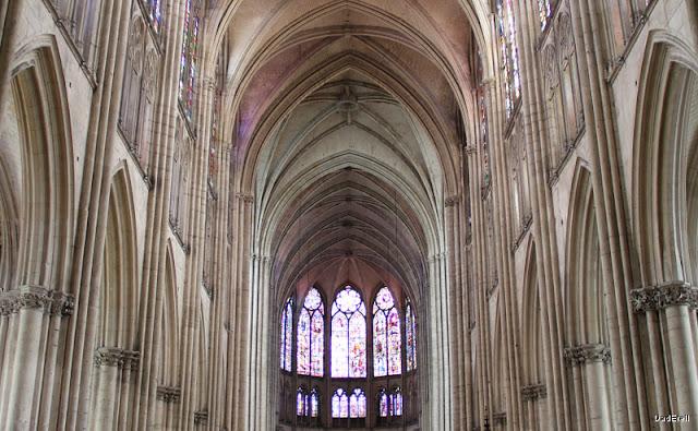 Nef de la Cathédrale de Troyes