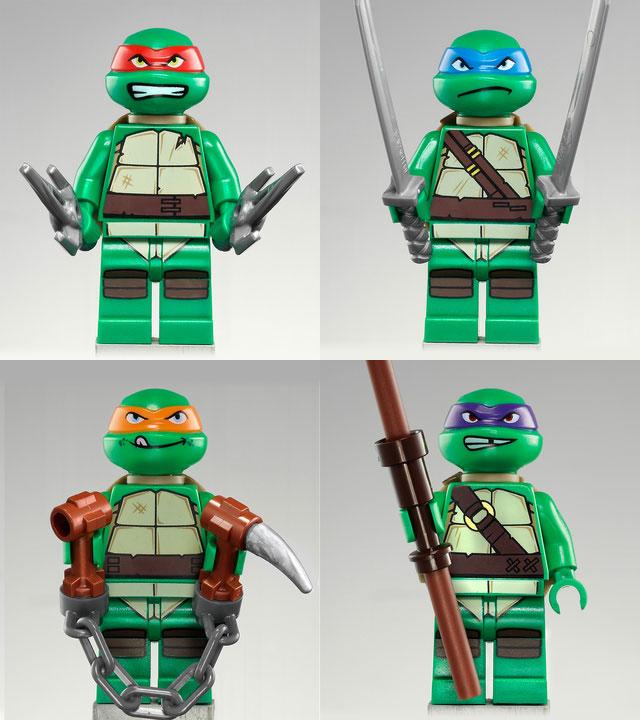Tmnt Legos