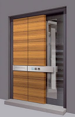 Modern Home Entrance Door-4