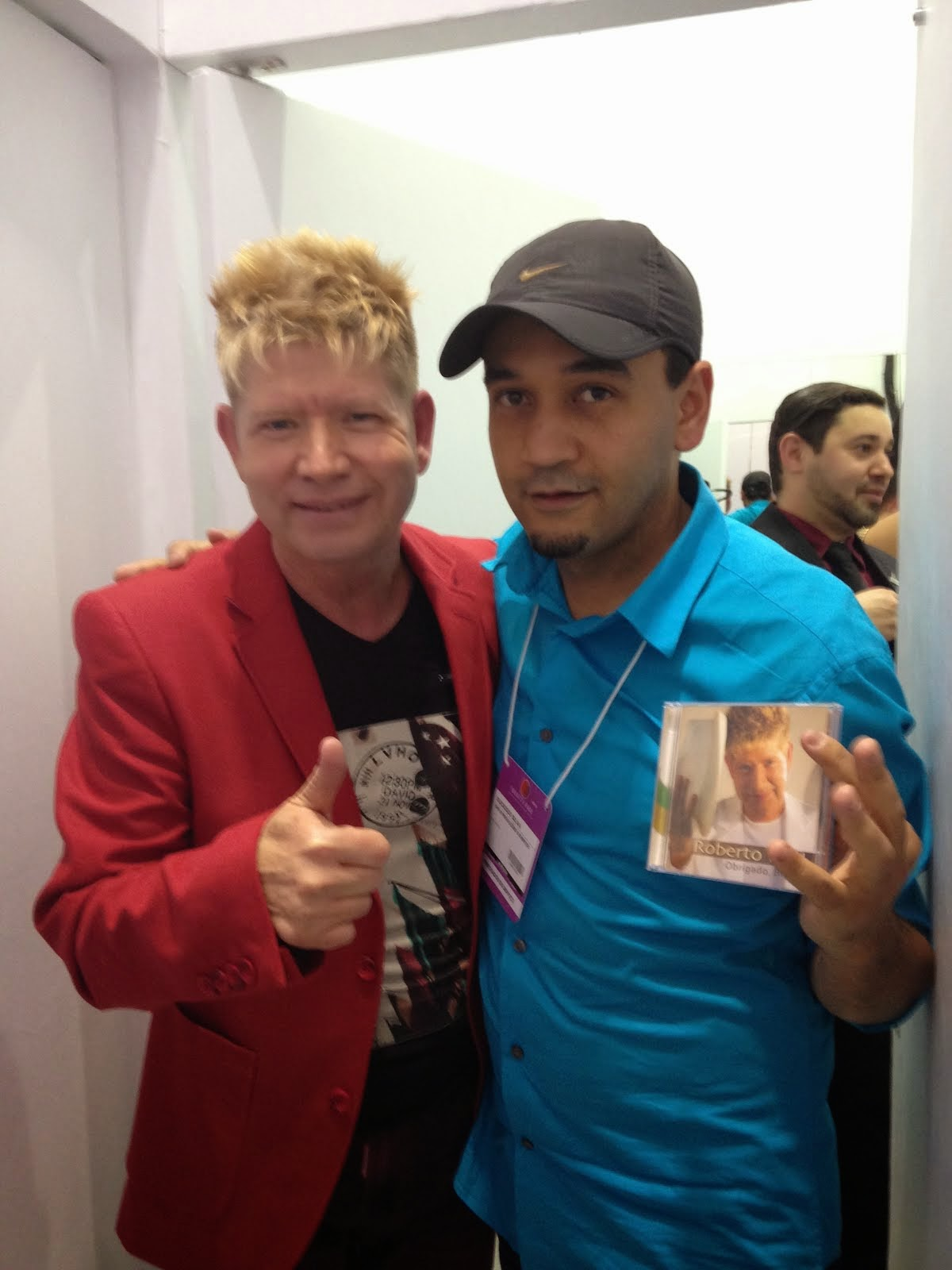 Roberto Leal e Eu - Beauty Fair 2014