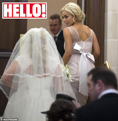 Katherine Jenkins' sister Laura getting married at OGGS - Hello special