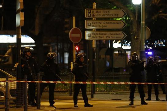 Assaut policier à Saint-Denis : Deux mort dont une femme qui s'est fait exploser