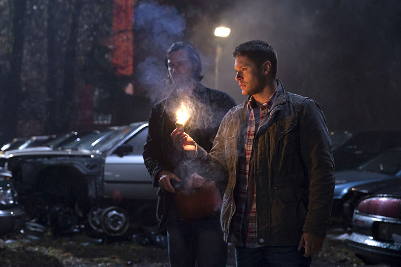 Recap/review of Supernatural 10x13 'Halt and Catch Fire' by freshfromthe.com