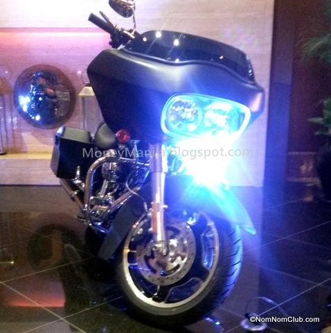 Harley Davidson: 2013 FLTRX Road Glide Custom