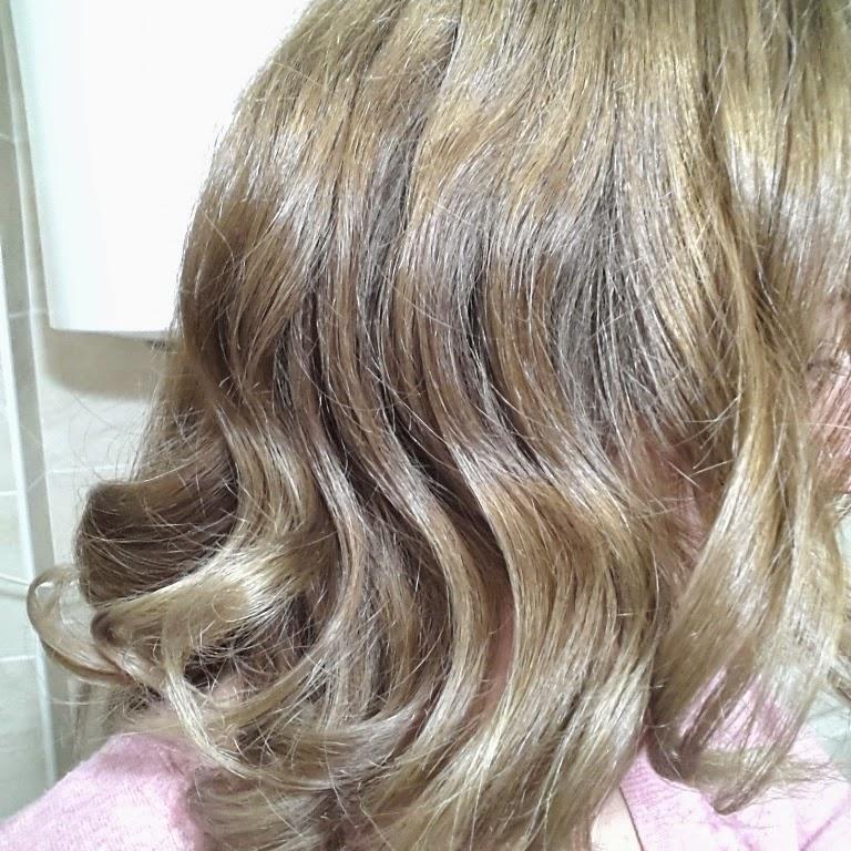 garnier küllü kumral saç boyama