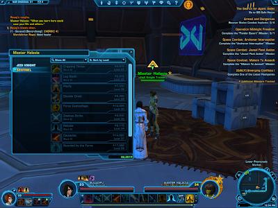 SWTOR - Jedi Sentinel Skills