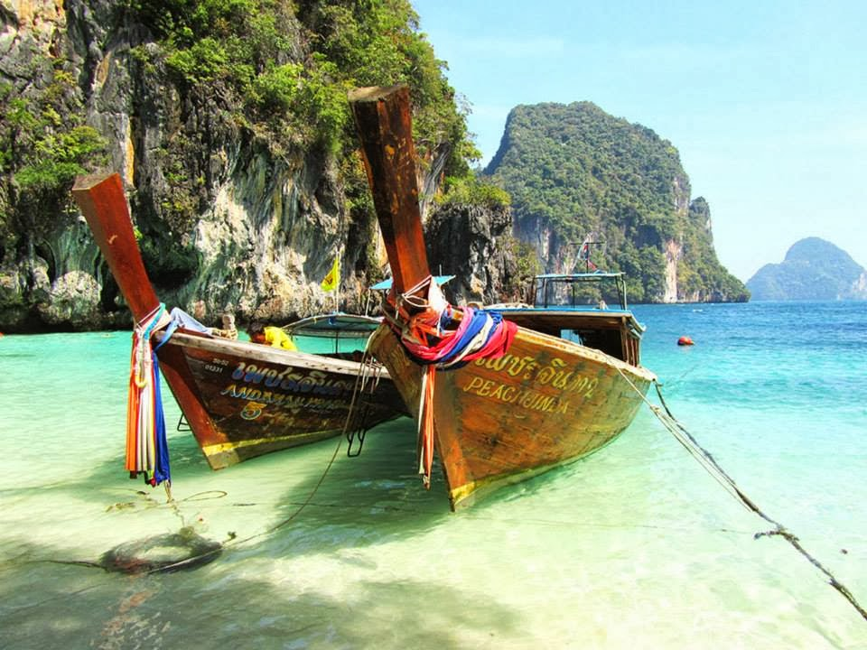 krabi phi phi thailand