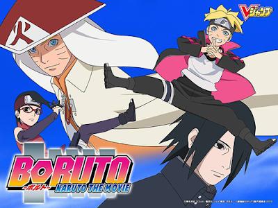Boruto: Naruto the Movie Subtitle Indonesia [HD-Korean Dub]