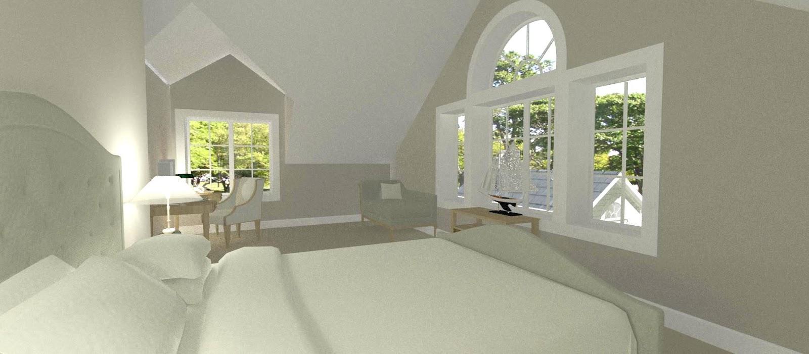 Den Vita Drömgården: Bygglovshandlingar klara för New England hus ...