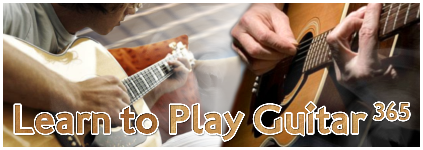 Learn to Play Guitar 365