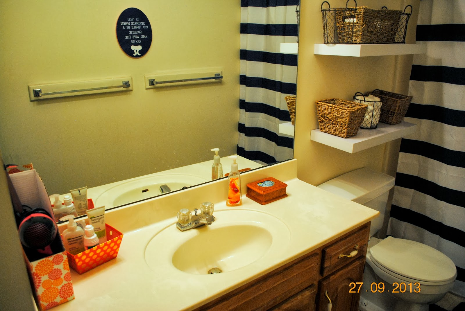 Plain Apartment Bathroom Ideas Pinterest Decorating On A Budget
