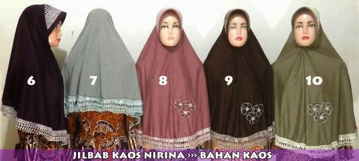 Model jilbab terbaru 2014 modern trendy dan murah