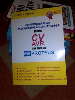 Buku Pemrograman Mikrokontroller AtMega