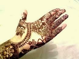 Mehndi Style