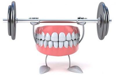 kesehatan tulang dan gigi