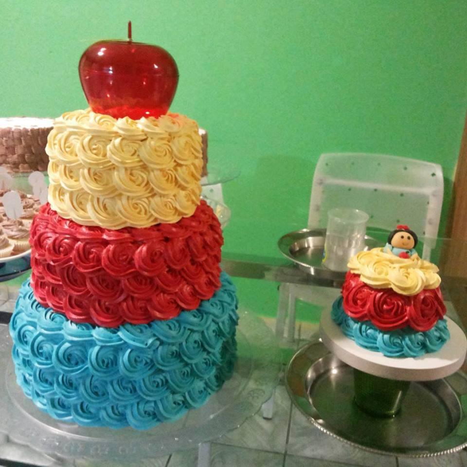 Extremamente Andrade SweetCakes: Tortas e Seus Encantos! PH41