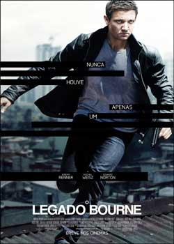 O Legado Bourne – BDRip AVI Dublado