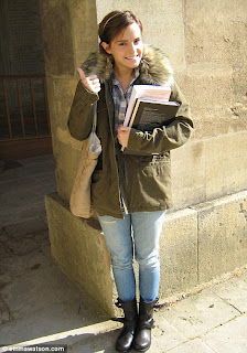 From Hogwarts to Oxford: Emma Watson puts acting on hold as she joins prestigious university. 1