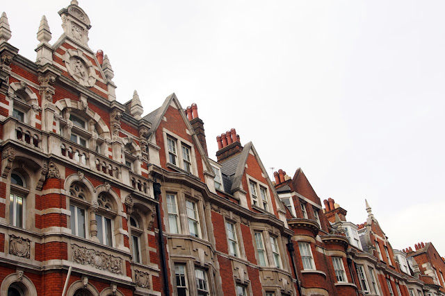 Marylebone London - Neighbourhood Walk