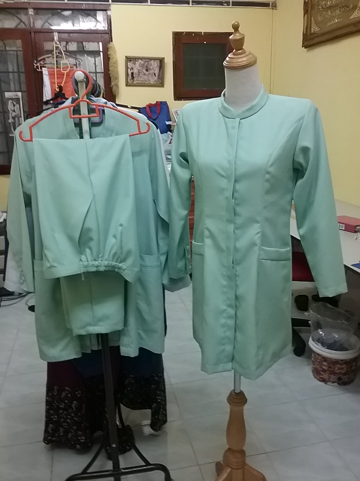 UNIFORM NURSE PPUM