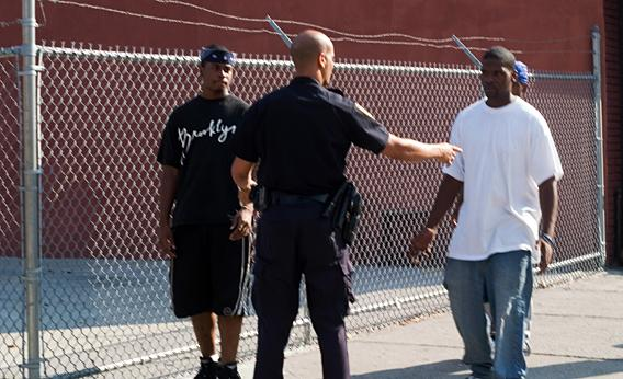 stop frisk 3 stop-and-frisk is not racist this is the common refrain from stop-and-frisk critics, and mac donald proves how ludicrous it is using 2011 data: blacks are 53 percent of stop.