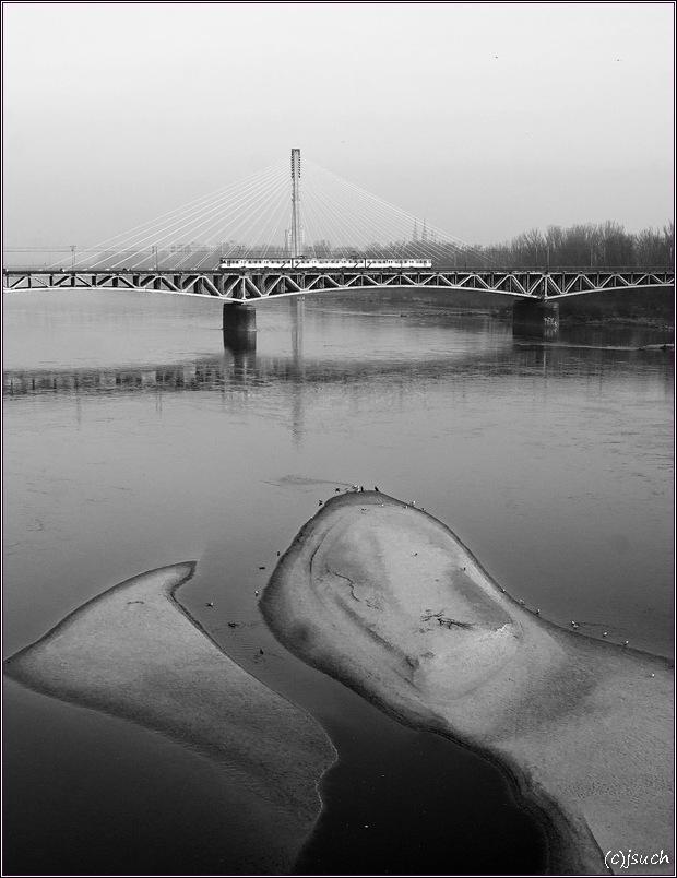 Most Średnicowy w Warszawie