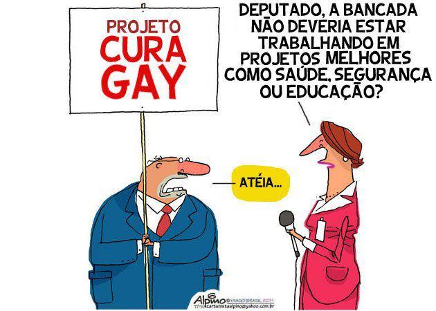 Projeto Cura Gay