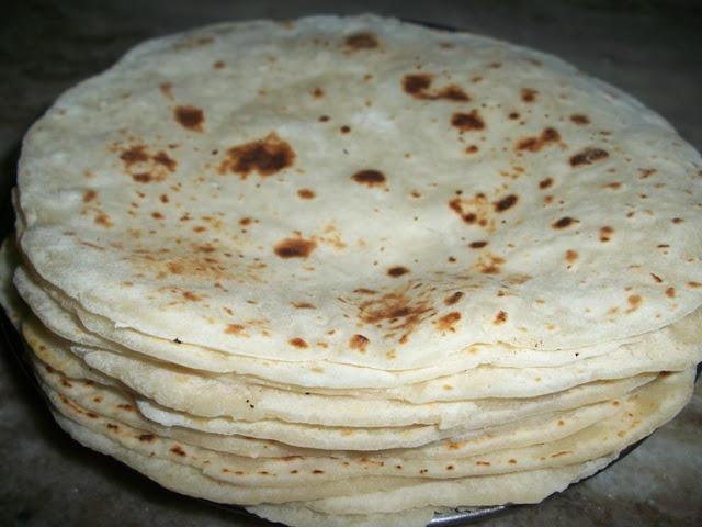 Home Made Tortilla Recipe