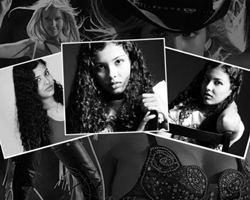 Coloque 3 fotos lado a lado em uma moldura de Jessica Alba