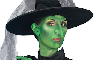 fotos e ideas Maquillaje de bruja