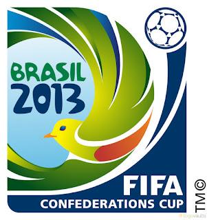 Jadwal Piala Konfederasi FIFA 2013