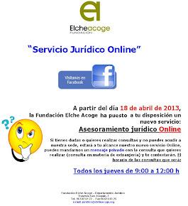 Servicio Jurídico Online