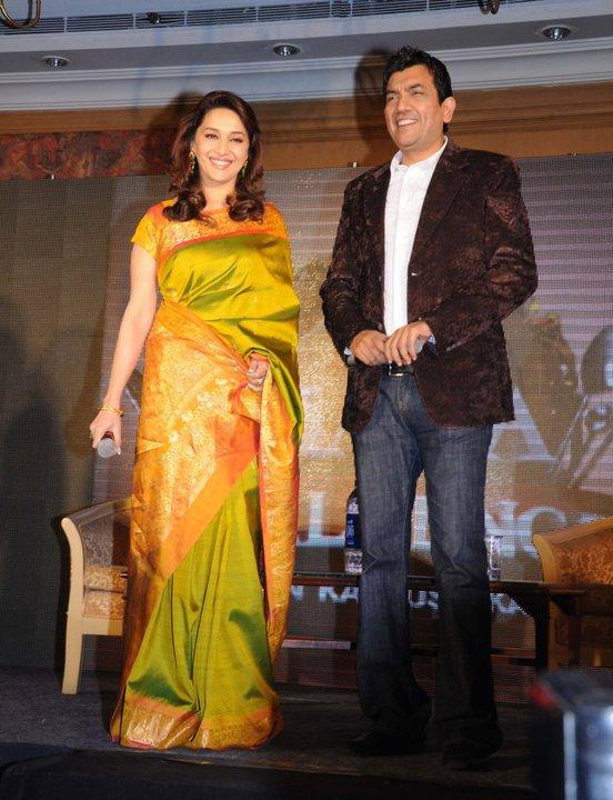 Madhuri Dixit at Maha Challenge Registrations at Indore and jaipur photos Photoshoot images