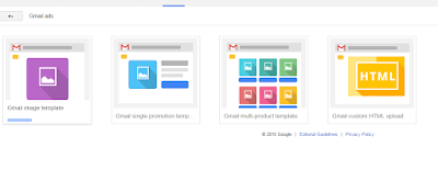 Google gmail sponsored promotion