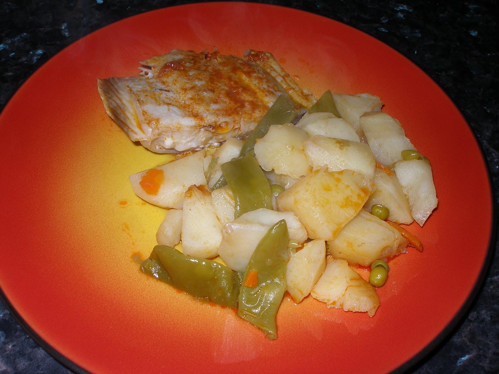 La cocina de mondie bacalao con patatas for Cocina bacalao con patatas