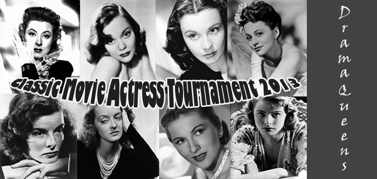 Classic Movie Actresses Tourney 2013