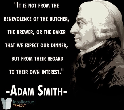 """a comparison of adam smith and karl marxs theory on the nature of capitalism Essay capitalism: karl marx vs adam smith marx v smith on capitalism capitalism, according to the encyclopaedia britannica, is """"the means in which production are privately owned and production is guided and income is disputed largely through the operation of markets."""